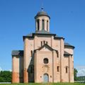 Смоленск, Церковь Михаила Архангела (Свирская) на Пристани