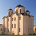 Великий Новгород, Собор Николая Чудотворца на Ярославовом дворище