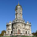 Дубровицы, Церковь иконы Божией Матери Знамение