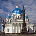 Санкт-Петербург, Собор Троицы Живоначальной (Измайловский)