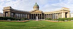Санкт-Петербург, Казанский собор