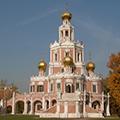 Москва, Церковь Покрова Пресвятой Богородицы в Филях