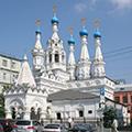 Москва, Церковь Рождества Пресвятой Богородицы в Путинках
