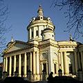 Москва, Церковь Мартина Исповедника в Алексеевской новой слободе