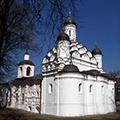 Москва, Церковь Троицы Живоначальной в Хорошеве