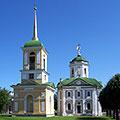 Москва, Церковь Спаса Всемилостивого в Кускове