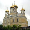 Вышний Волочек, Казанский монастырь. Церковь Андрониковой иконы Божией Матери