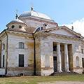 Торжок, Борисоглебский монастырь. Собор Бориса и Глеба