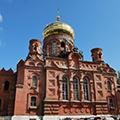 Нижний Тагил, Скорбященский монастырь. Церковь Вознесения Господня