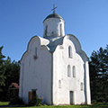 Великий Новгород, Перынский скит. Церковь Рождества Пресвятой Богородицы