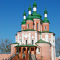 Густынь, Свято-Троицкий Густынский монастырь. Церковь Петра и Павла