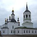 Томск, Церковь Казанской иконы Божией Матери