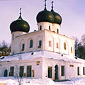 Великий Новгород, собор Рождества Богородицы