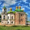 Киев, Церковь Спаса Преображения на Берестове