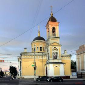Церковь вознесения в твери