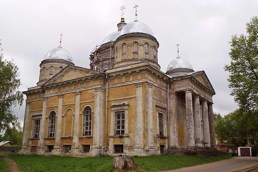 Христорождественский монастырь. Собор Рождества Христова, Тверь