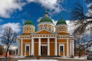 Христорождественский монастырь. Собор Рождества Христова - Тверь - г. Тверь - Тверская область