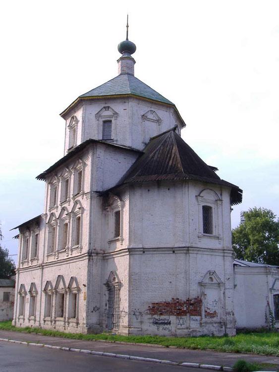 Церковь Бориса и Глеба, Тверь