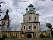Церковь Спаса Преображения - Рогожа - Осташковский район - Тверская область