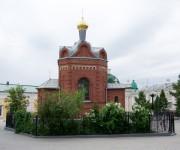 Омск. Иверской иконы Божией Матери, часовня
