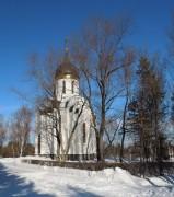 Церковь Георгия Победоносца, Александра Невского и Димитрия Донского - Омск - г. Омск - Омская область