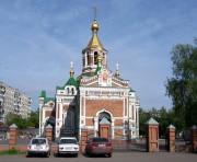 Омск. Николая Чудотворца, церковь
