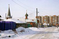 Церковь Всех Великомучеников Российских - Омск - г. Омск - Омская область