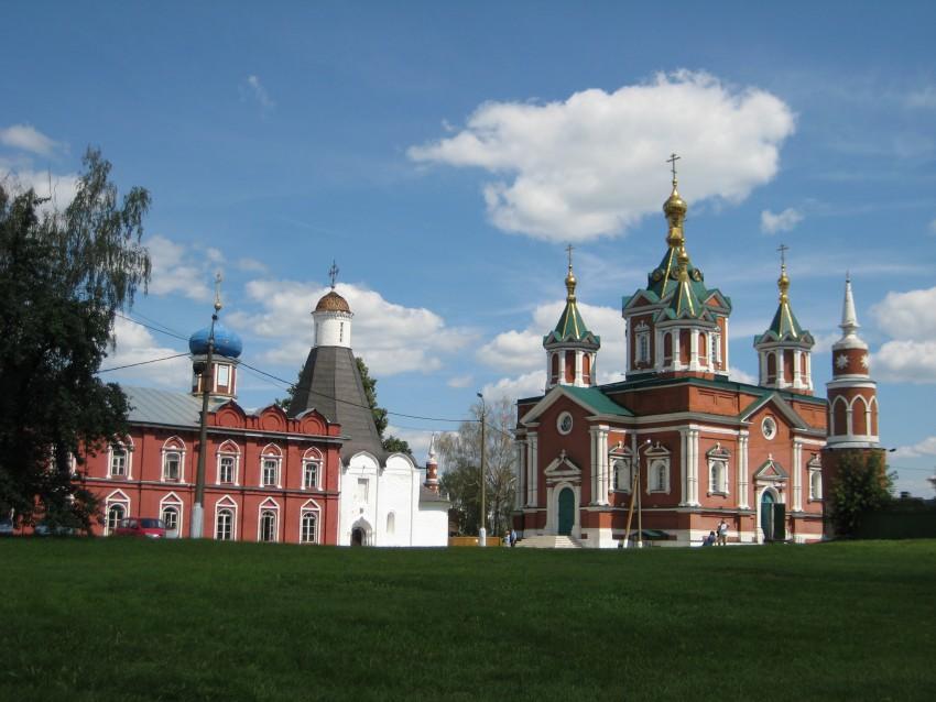 Брусенский Успенский монастырь, Коломна