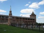 Брусенский Успенский монастырь - Коломна - Коломенский район - Московская область