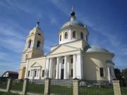 Дерюзино. Николая Чудотворца, церковь