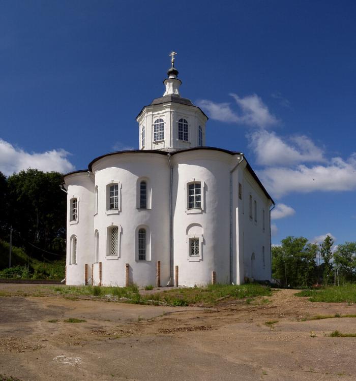 Церковь Иоанна Богослова на Варяжках, Смоленск
