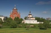 Покровский Хотьков монастырь. Собор Николая Чудотворца -  - Сергиево-Посадский район - Московская область