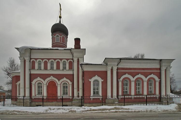 Алексеевская церковь (Горбуново) в с. Хотьково