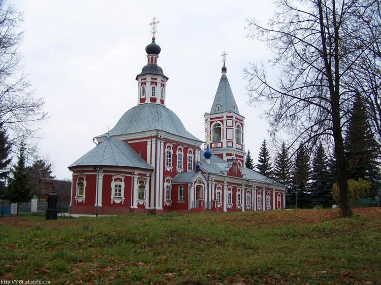 Ильинская церковь  фотографии