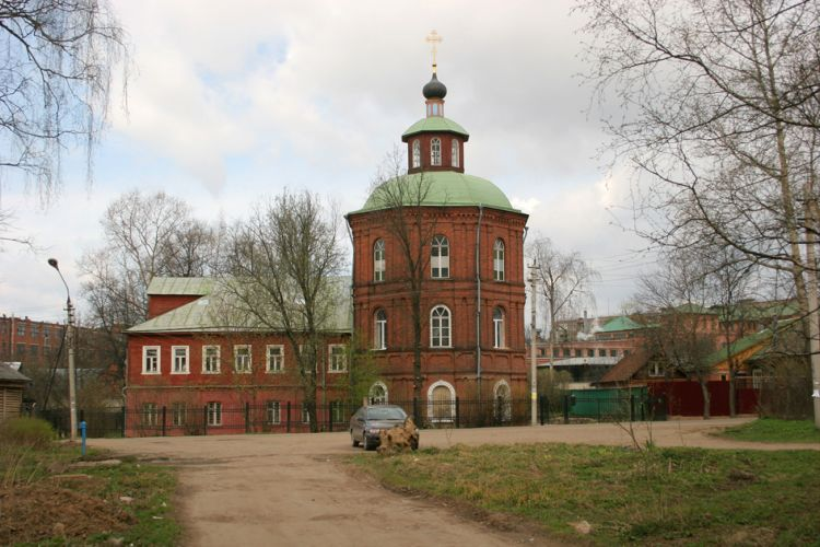 Храм Архангела Михаила фотографии
