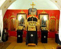 Церковь Николая Чудотворца-Красноярск-г. Красноярск-Красноярский край-Хламов Александр Михайлович