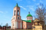 Церковь Рождества Пресвятой Богородицы - Махра - Сергиево-Посадский район - Московская область