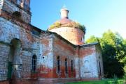 Церковь Троицы Живоначальной - Новая Шурма - Сергиево-Посадский район - Московская область