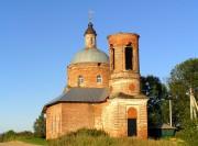 Церковь Богоявления Господня - Парфеново - Сергиево-Посадский район - Московская область