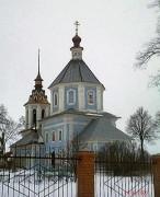 Церковь Тихвинской иконы Божией Матери - Титовское - Сергиево-Посадский район - Московская область