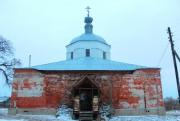 Церковь Воскресения Словущего - Хребтово - Сергиево-Посадский район - Московская область