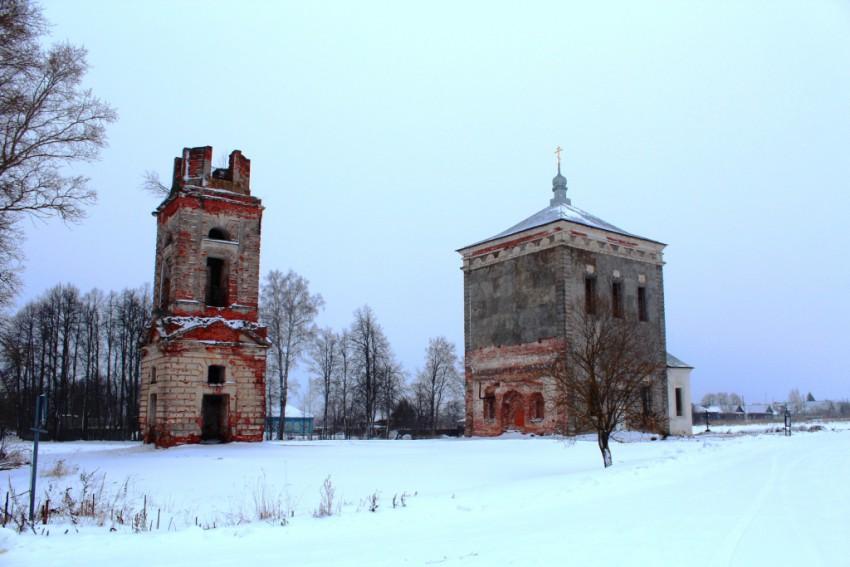 Церковь Покрова Пресвятой Богородицы, Заболотье