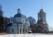 Церковь Покрова Пресвятой Богородицы - Кучки - Сергиево-Посадский район - Московская область