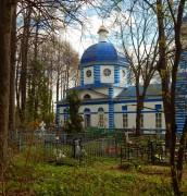 Хомяково. Казанской иконы Божией Матери, церковь