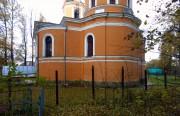 Спасс-Торбеево. Спаса Нерукотворного Образа, церковь
