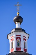 Церковь Илии Пророка в бывшей Пушкарской слободе - Сергиев Посад - Сергиево-Посадский район - Московская область