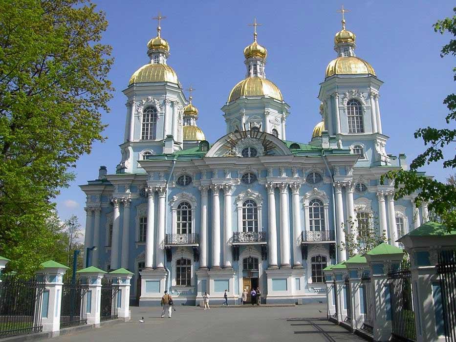 Собор Николая Чудотворца и Богоявления Господня, Санкт-Петербург