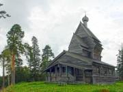 Юксовичи (Родионово). Георгия Победоносца, церковь