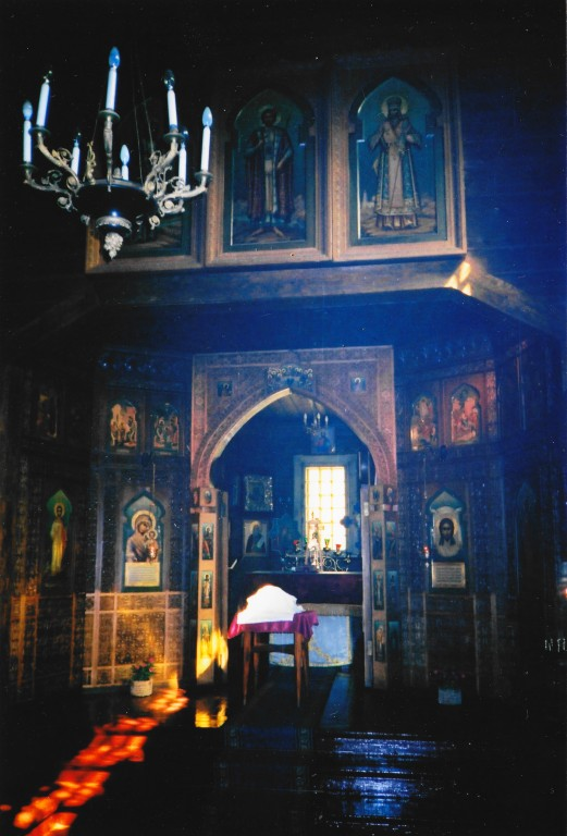 Церковь Казанской иконы Божией Матери (в честь 300-летия дома Романовых), Вырица