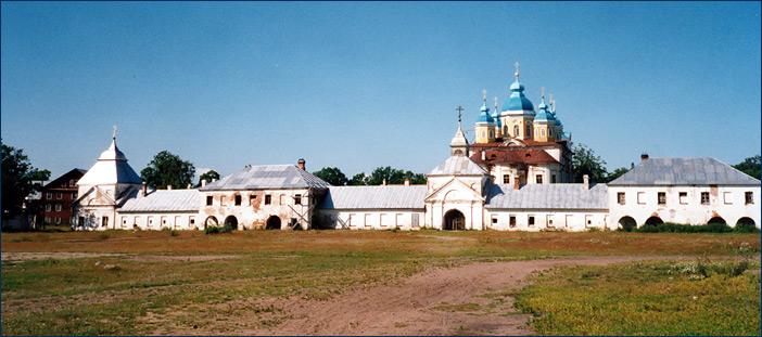 Рождества Пресвятой Богородицы Коневский монастырь, Коневец, остров